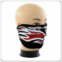 Neoprene motorcycle/bike/cycling face mask -059