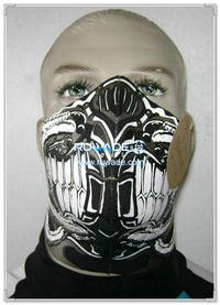 Neoprene motorcycle/bike/cycling face mask -060