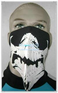 Neoprene skull face mask -066