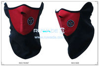 Neoprene motorcycle/bike/cycling half face mask -079