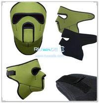 ネオプレン オートバイ/自転車/サイクリング フルフェイスのマスク -086