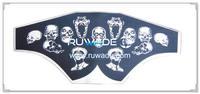 Neoprene skeleton full face mask -089