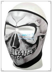 Neoprene skull full face mask -098