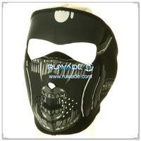 Maschera viso pieno in neoprene -104