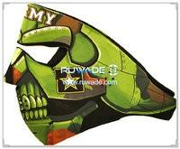 潜水料陆军全脸面罩 -106