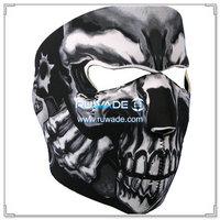 Neoprene skull full face mask -107