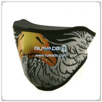 Neoprene eagle half face mask -116