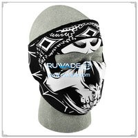 Neoprene skull full face mask -117