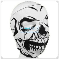 Neoprene skull full face mask -118