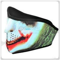 Máscara de la cara media de neopreno vampiro -127