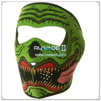 Neoprene rat riend full face mask -133