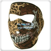 Neoprene roadrash full face mask -134
