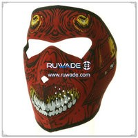 Neoprene horror full face mask -136