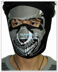 Neoprene horror full face mask -139
