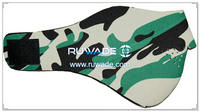 Neoprene camo half face mask -141