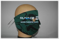 Neoprene skull full face mask -154