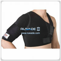 Neoprene shoulder support brace -009