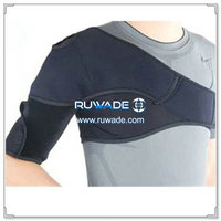 Neoprene shoulder support brace -011