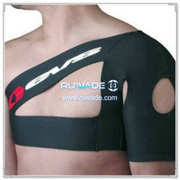Neoprene shoulder support brace -012