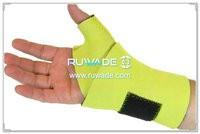 Mão de pulso neoprene suporte cinta -028