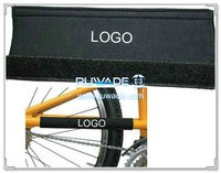 Neoprene bicycle chainstay protector -013