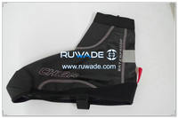 PU waterproof cycling shoe cover -012