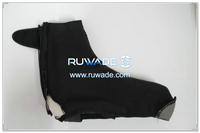 PU waterproof cycling shoe cover -014