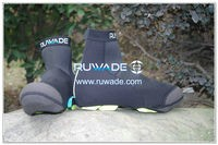 Neoprene cycling shoe cover -017