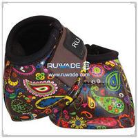ネオプレン馬ベル ブーツ -038