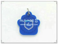 Silicone dog tag -016