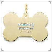 Etiqueta de identificação do cão -006
