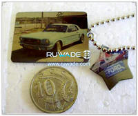 Metal Dog tag -032