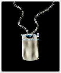 Stainless steel dog tag -033