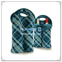 Two/2 pack neoprene wine bag -003