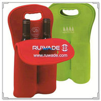 Two/2 pack neoprene bottle cooler -028