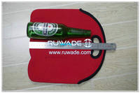 Six/6 pack neoprene beer water bottle cooler bag -001-8