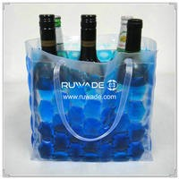 Six/6 pack gel bottle cooler bag -004