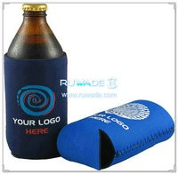 Neoprene collapse can cooler holder koozie -023