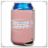 Neoprene collapsible can cooler holder koozie -045