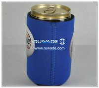 Neoprene collapsible can cooler -067