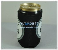 Neoprene collapsible can cooler -074