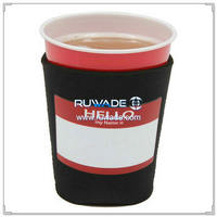 Neoprene coffee cup cooler -005