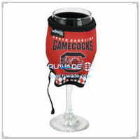 Neoprene wine glass koozie -004