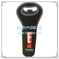Neoprene red wine bottle cooler holder/wine tote insulator -006