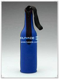 ネオプレン赤ワインのボトル クーラー ホルダー/ワイン トートバッグ絶縁 -012