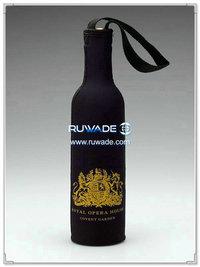 ネオプレン赤ワインのボトル クーラー ホルダー/ワイン トートバッグ絶縁 -013