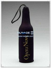 ネオプレン赤ワインのボトル クーラー ホルダー/ワイン トートバッグ絶縁 -015