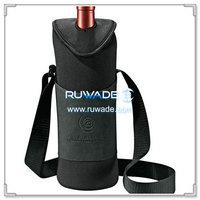 Neoprene red wine bottle holder -021