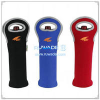 Neoprene red wine bottle holder -035