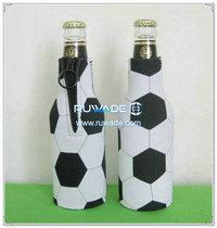내 오프 렌 맥주/음료 병 쿨러 홀더 절연체 -015